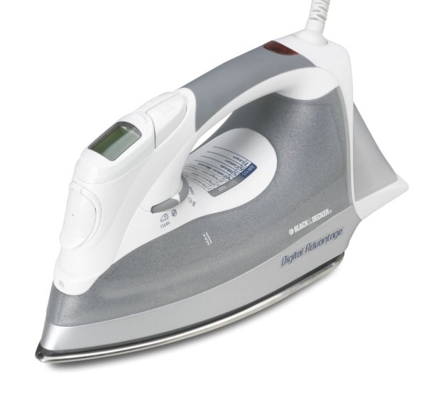 black & decker d2030 digital advantage iron