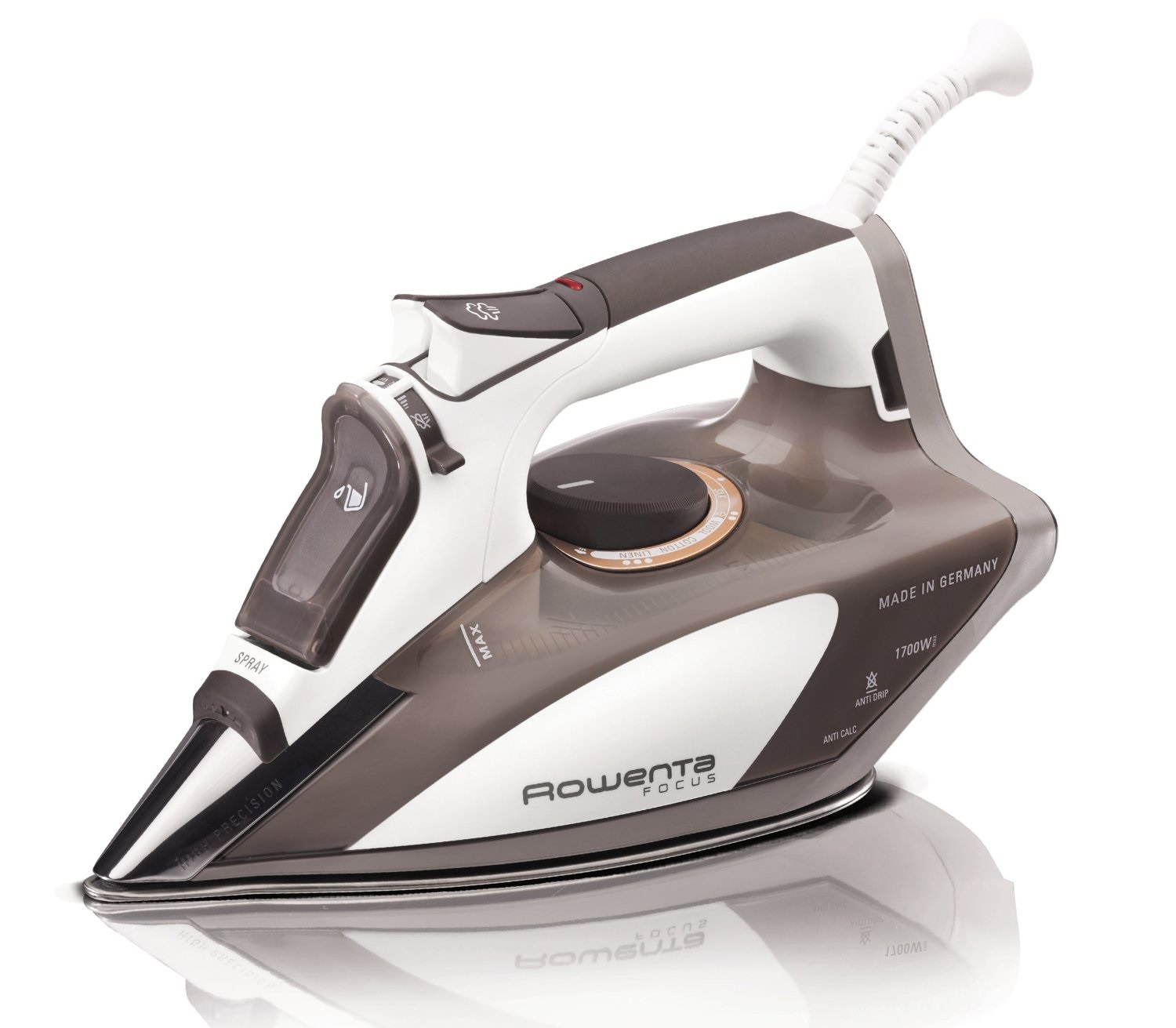 Rowenta DW5080 Focus Steam Iron Review : A Good Buy?