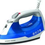 Black & Decker IR03V Review : Easy Steam Iron