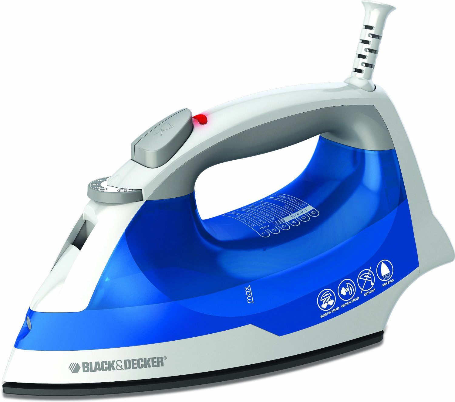 best steam iron black amp decker ir03v review cheap but junk 28433