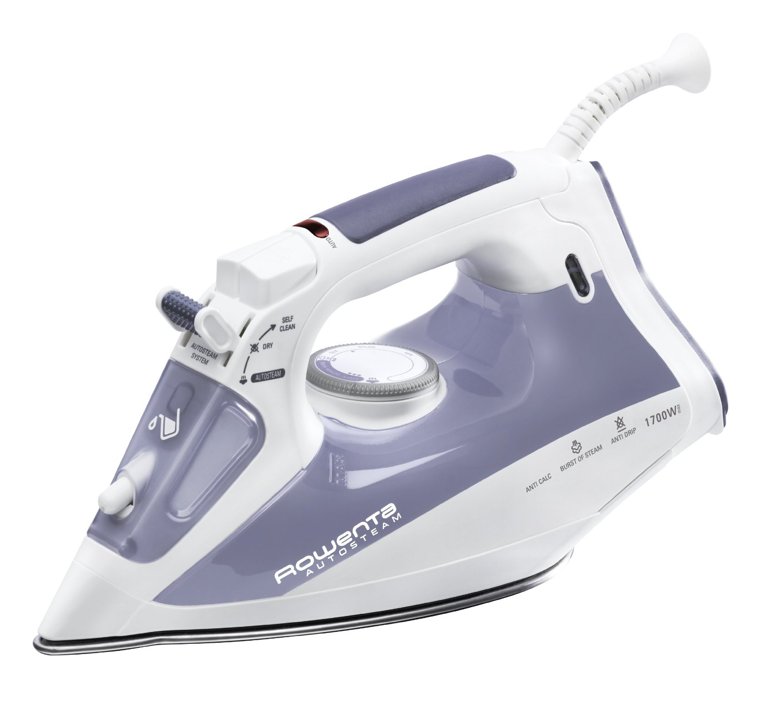 rowenta dw4060 review great auto steam iron. Black Bedroom Furniture Sets. Home Design Ideas