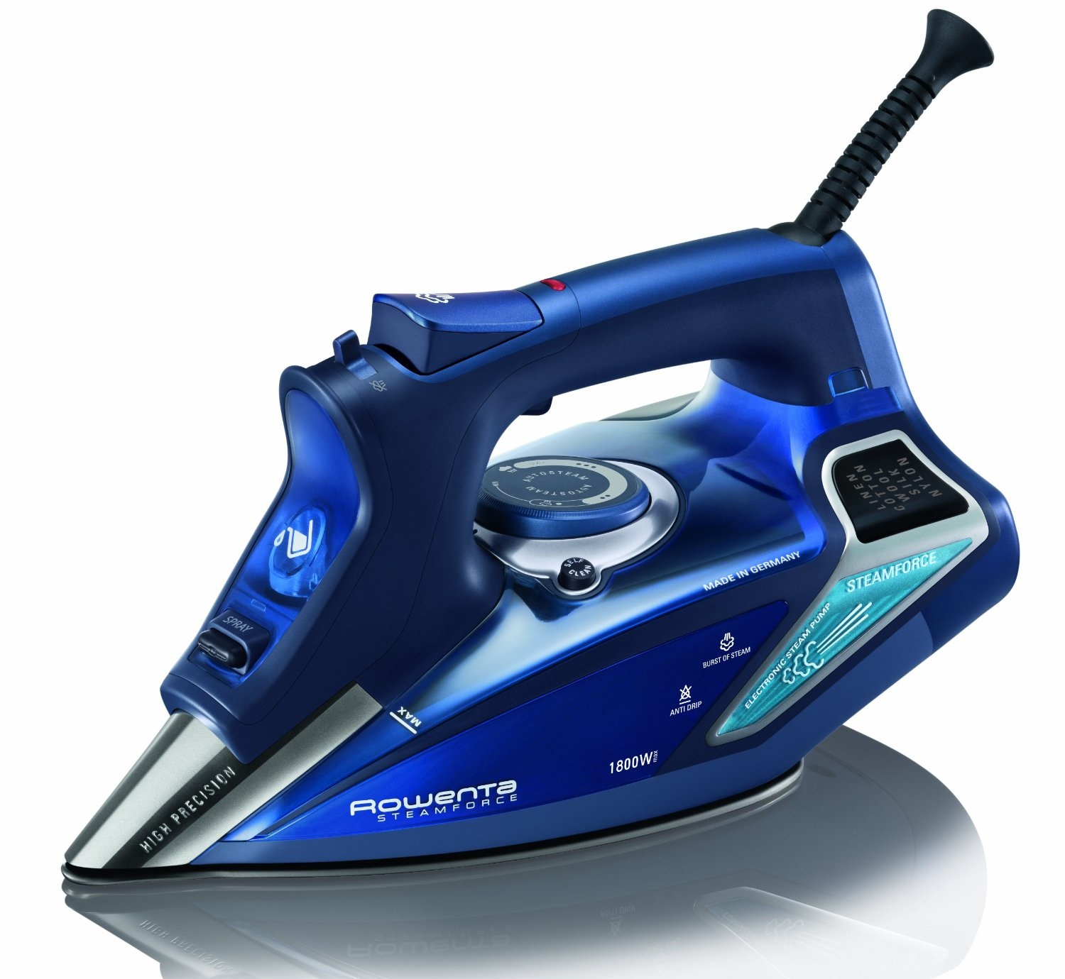 Rowenta DW9280 Review : Buy This Steam Force Iron?