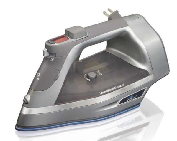 hamilton beach durathon digital iron