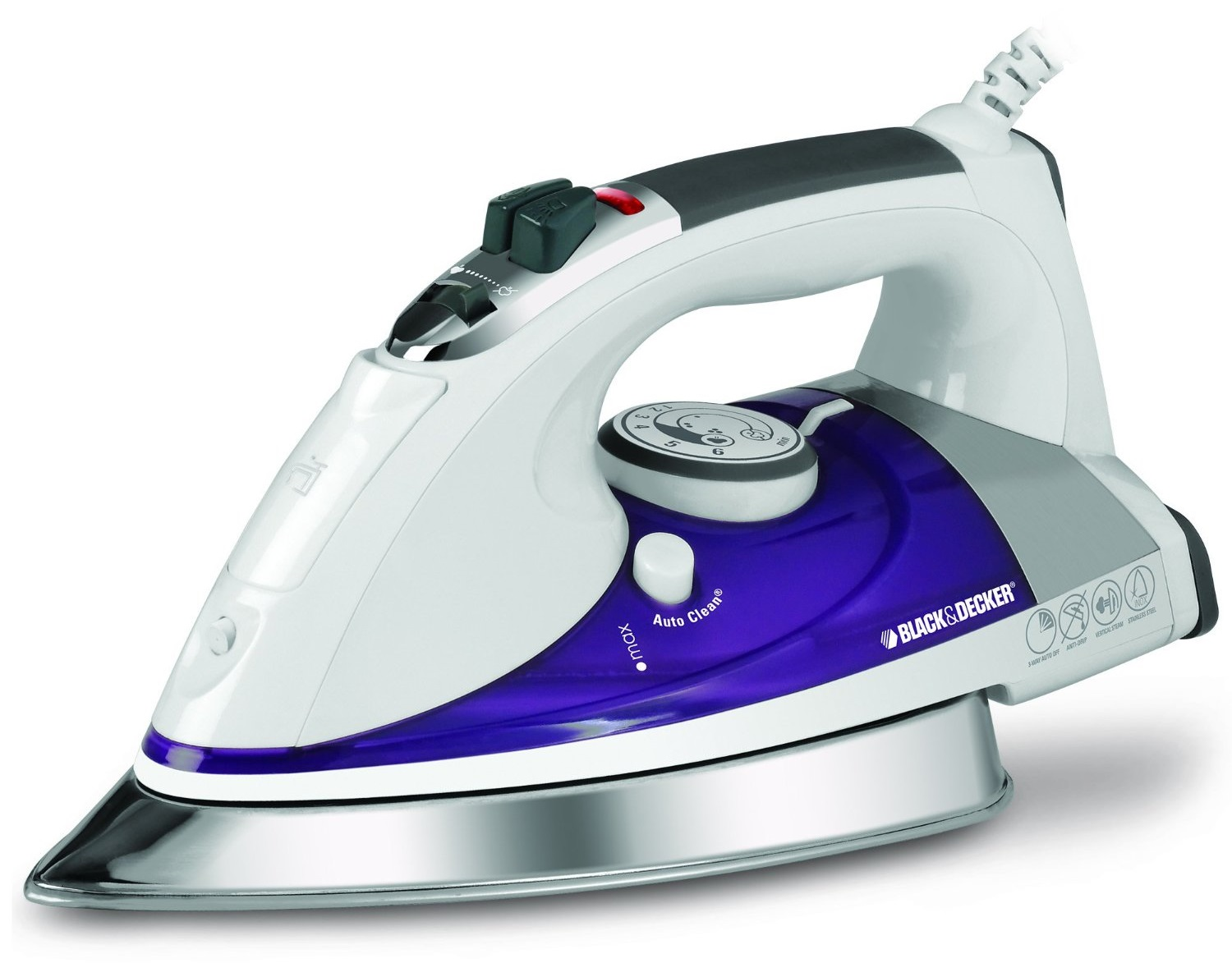 best steam iron black amp decker professional steam iron review 28433