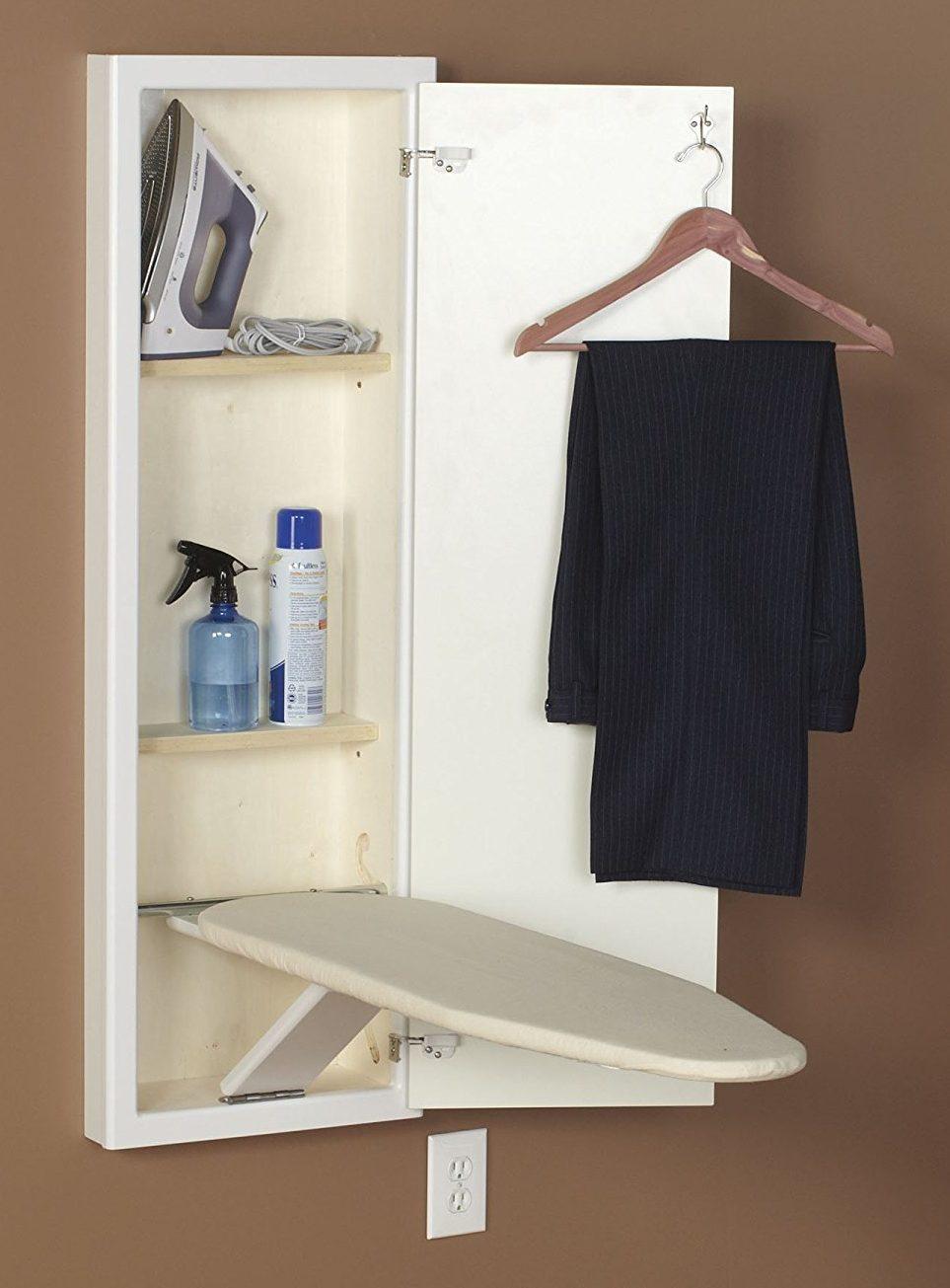 Household Essentials StowAway Ironing Board