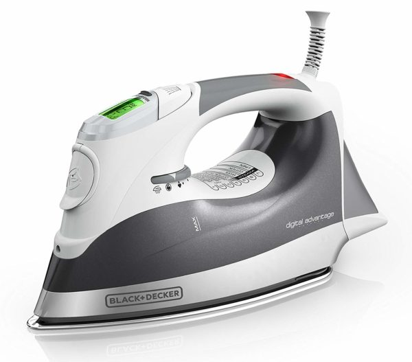 Black Decker D2030 Digital Iron